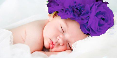 ماه چهار ، هفته یک نوزاد