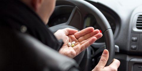 داروها موثر بر رانندگی