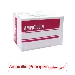 آمپی سیلینAmpicillin (Principen)
