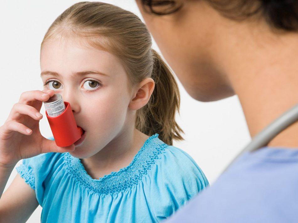 حمله آسم در کودکان و علل، علائم و درمان آن