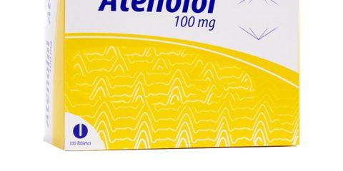 آتنولول Atenolol Tablets (Tenormin )