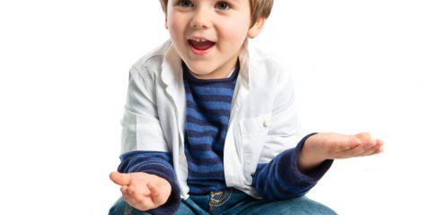 کودک گوشه گیر