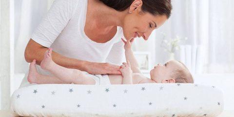علت و درمان سوختگی پای نوزاد