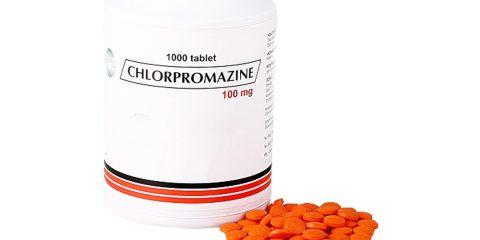 کلرپرومازین (Chlorpromazine (Thorazine