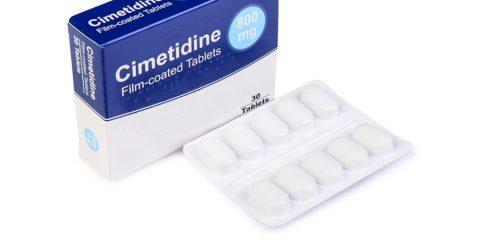 سایمتیدین Cimetidine (Tagamet)