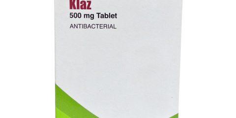 کلاریترومایسین Clarithromycin (Biaxin, Biaxin XL)