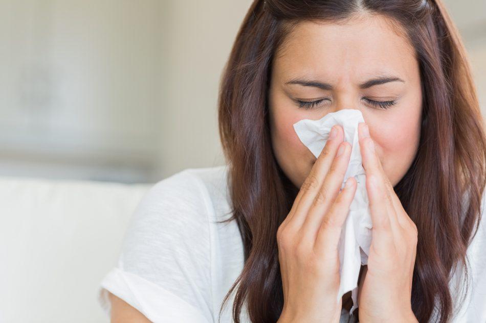 درمان سریع سرماخوردگی در یک روز
