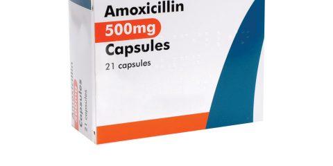 آموکسی سیلین Amoxicillin (Amoxil)