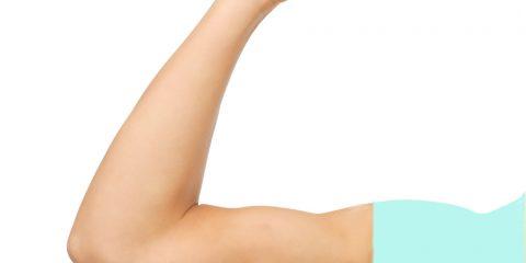 افزایش حجم عضلات بازو