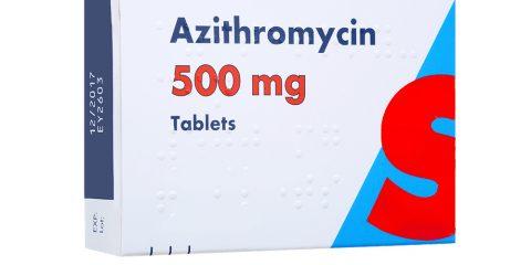 آزیترومایسین Azithromycin