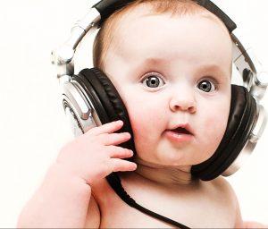 baby hearing
