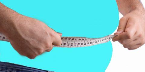 عوارض چاقی شکمی و اضافه وزن