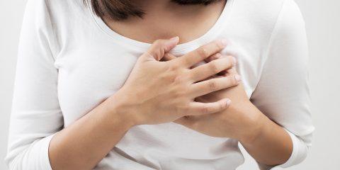 درد قلبی و علل ، علائم و درمان آن