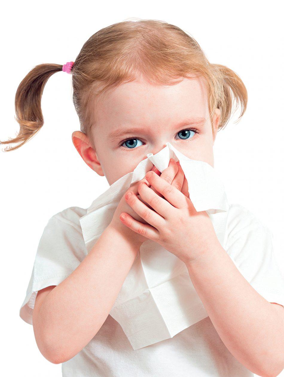 پیشگیری از سرماخوردگی در کودکان