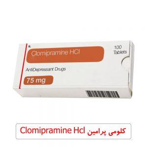 کلومی پرامین Clomipramine Hcl (Anafranil) (اطلاعات دارویی)