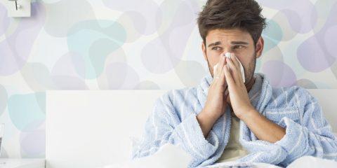 چند نشانه جدی سرماخوردگی