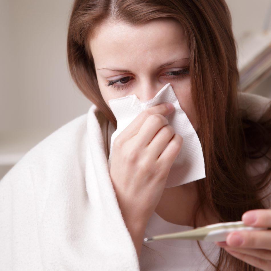 تفاوت گریپ و سرماخوردگی