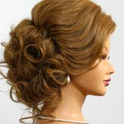 Medium Hair Updo Hairstyles For Prom Womenbeauty1 Archives Page 2 Of 27 Makeup Videos - Women Hair Libs