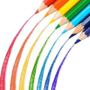 تاثیر هر رنگ بر خلق و خو و انرژی جسمانی