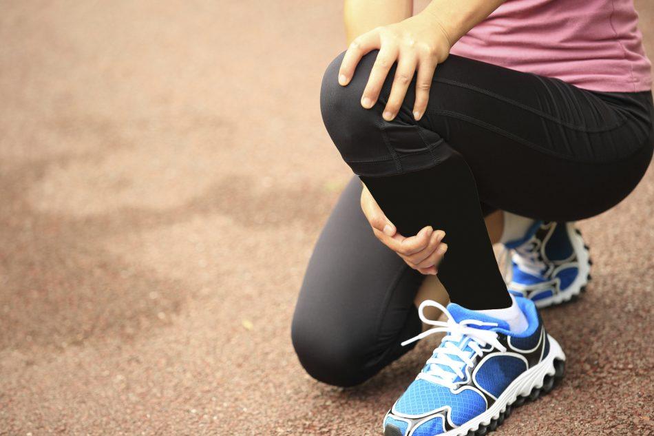 کرامپ عضلانی ساق پا و علل و درمان آن