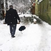 چهار راهکار برای پیشگیری از لیز خوردن در زمستان