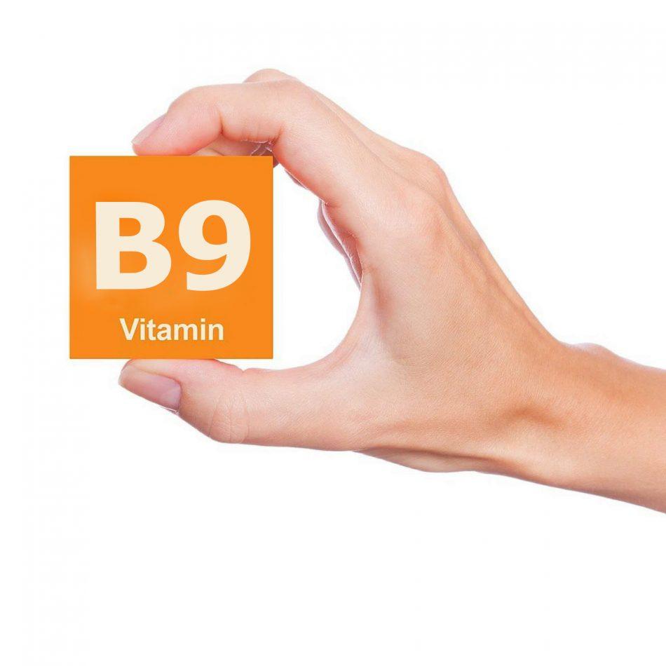 ویتامین B9