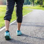 تاثیر پیاده روی سریع بر طول عمر