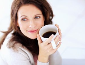 woman-coffe
